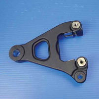 11.5″ Black Caliper Mount Bracket