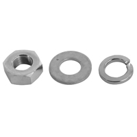 V-Twin Manufacturing Axle Nut Kit