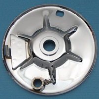 V-Twin Manufacturing Rear Mechanical Brake Backing Plate