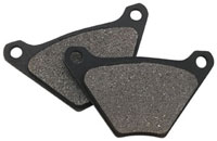 Ferodo Front or Rear Organic Brake Pads