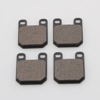 GMA Model 'F' Caliper Replacement Brake Pads