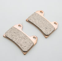 EBC Double-H Sintered Front Brake Pads