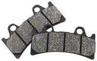 DP Brakes Replacement Brake Pads for Jaybrake J-Six Calipers