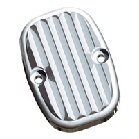 Arlen Ness Chrome Retro Front Master Cylinder Cover