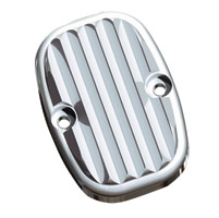 Arlen Ness Chrome Retro Rear Master Cylinder Cover