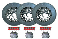 Rivera Primo Metal Matrix Extreme Brake Kit for FLT's
