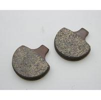 Ferodo Front Organic Brake Pads