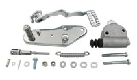 V-Twin Manufacturing OEM Style Forward Brake Kit With Plain Master Cylinder