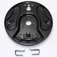 V-Twin Manufacturing Hydraulic Rear Brake Side Plate