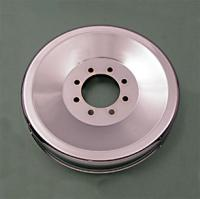 Rear Brake Drum Cover