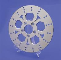 V-Twin Manufacturing 5-Spoke Polished Rotor