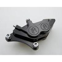 Performance Machine Direct Bolt-on 4 Piston Front Brake Caliper