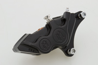 Performance Machine Direct Bolt-On 4 Piston Front Caliper