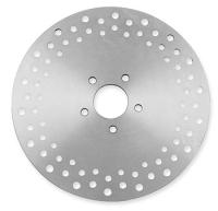 J&P Cycles® Stainless Steel Rear Rotor