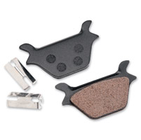 Lyndall Brakes Z-Plus Brake Pads Rear