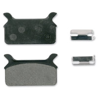 LRB Z-Plus Brake Pads Rear