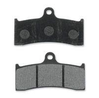 Lyndall Brakes Z-Plus Brake Pads Front or Rear