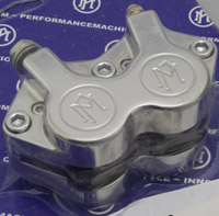 Performance Machine Replacement 4 Piston Caliper