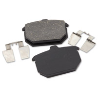 Goodridge Organic Rear Brake Pads for Big Twin and Sportster