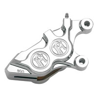 Performance Machine Classic 4 Piston Front Caliper