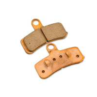 Goodridge Sintered Front Brake Pads for Softail and Dyna
