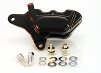 GMA by BDL Smooth M Style Front Single-disc Brake Calipers