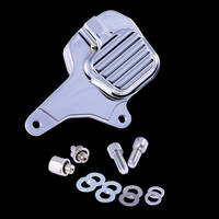 GMA 200F Front Single Disc 1984-99 FL, FX and XL Front Brake Kit Classic Chrome