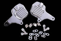 GMA 200FDD Dual Disc Front Brake Kit Classic Chrome