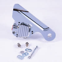 GMA 202ST Rear Brake Kit Classic Chrome