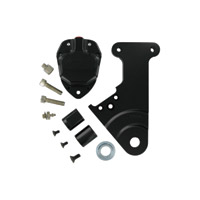 GMA 204 Rear Brake Kit Smooth Black
