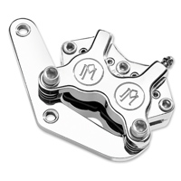 Performance Machine Classic 4 Piston Front Left Caliper