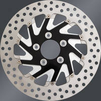 Roland Sands Design Contrast Cut Ronin Right Rear Brake Rotors