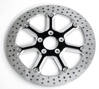 Roland Sands Design Chrome Diesel Rear Brake Rotor