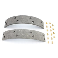 Rear Brake Lining with Rivets