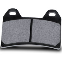 Hawk Performance Organic Front Brake Pads for Victory