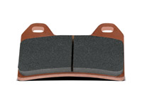 Hawk Performance Sintered Front Brake Pads for Victory