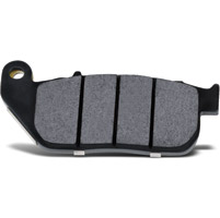 Hawk Performance Organic Front Brake Pads for Sportster