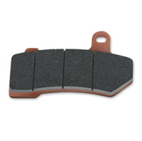 Hawk Performance Sintered Front or Rear Brake Pads for Touring and V-Rod