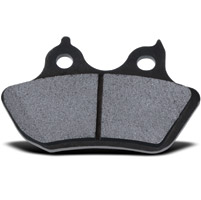 Hawk Performance Organic Rear Brake Pads for Softail