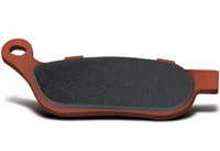 Hawk Performance Rear Sintered Brake Pads