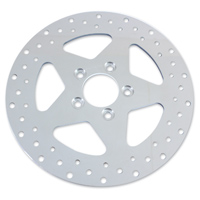 V-Twin Manufacturing 11.5″ Polished Stainless Front Disc Brake Rotor