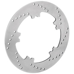 EBC Floating Brake Rotor for V-Rod Front Right