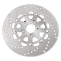 EBC Non Floating Brake Rotor for V-Rod Rear