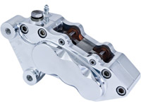 Jaybrake J-Six Ultra Front Brake Caliper 11.5″ Right Front Polished