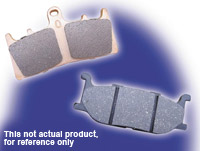 EBC Extreme Performance Rear Brake Pads