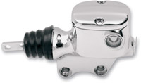 Biker's Choice Chrome Rear Master Cylinder