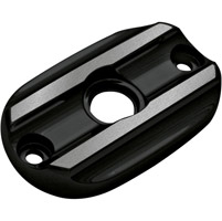 Covingtons Customs Brake Master Cylinder Cover Black