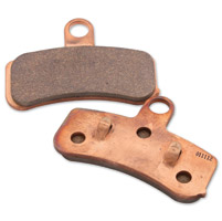 J&P Cycles® Sintered Stock Replacement Front Brake Pads for Models with Brembo Brakes