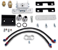 Vance & Hines XR1200 Oil Cooler Relocator Kit