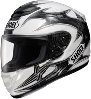 Shoei Qwest Neuron TC-6 White Full Face Helmet with Noise Reduction